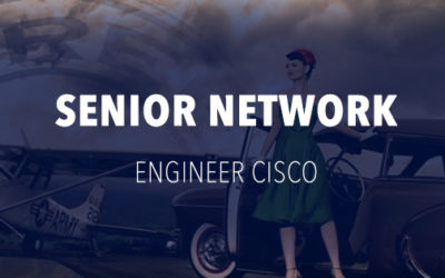 Vaste Baan: Senior Netwerk Engineer Cisco
